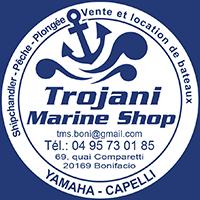 Trojani Marine Shop